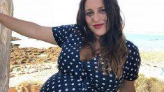 Pepa Rus presume de embarazo con un desnudo