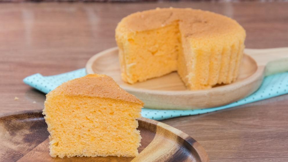 Receta de bizcocho de queso y yogurt fácil de preparar
