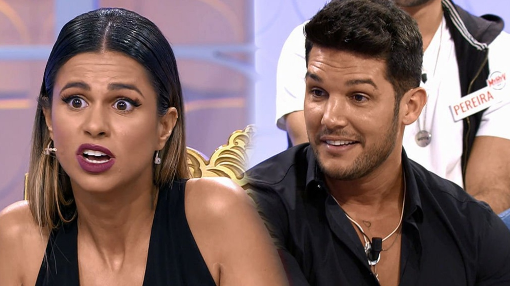 Santana es uno de los favoritos de Marina en 'MYHYV'.