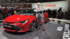 Toyota España. Foto EP