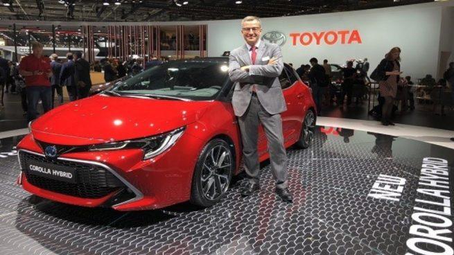 Toyota España contará con una cuota del 70% de modelos híbridos