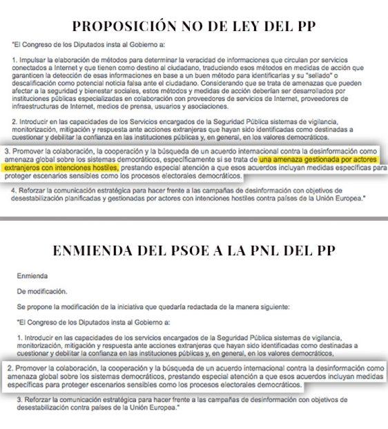 Sánchez quiere colar una ley que abre la puerta a la censura a los medios críticos en periodo electoral