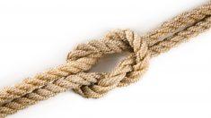Todos los pasos para hacer cinturones de nudos