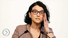 Eva Granados, portavoz del PSC en el Parlament. (Foto: EFE)