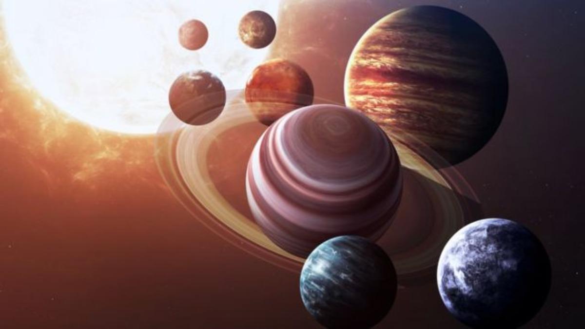 ¿Cuál es la gravedad de los planetas?