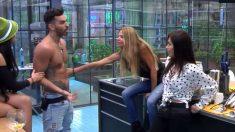 Suso y Miriam tuvieron una fuerte discusión en 'GH VIP 2018'