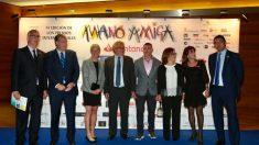La Fundación A.M.A patrocina los premios Mano Amiga de la Fundación Por un Mañana Sin Alzheimer de León (Foto: A.M.A.)