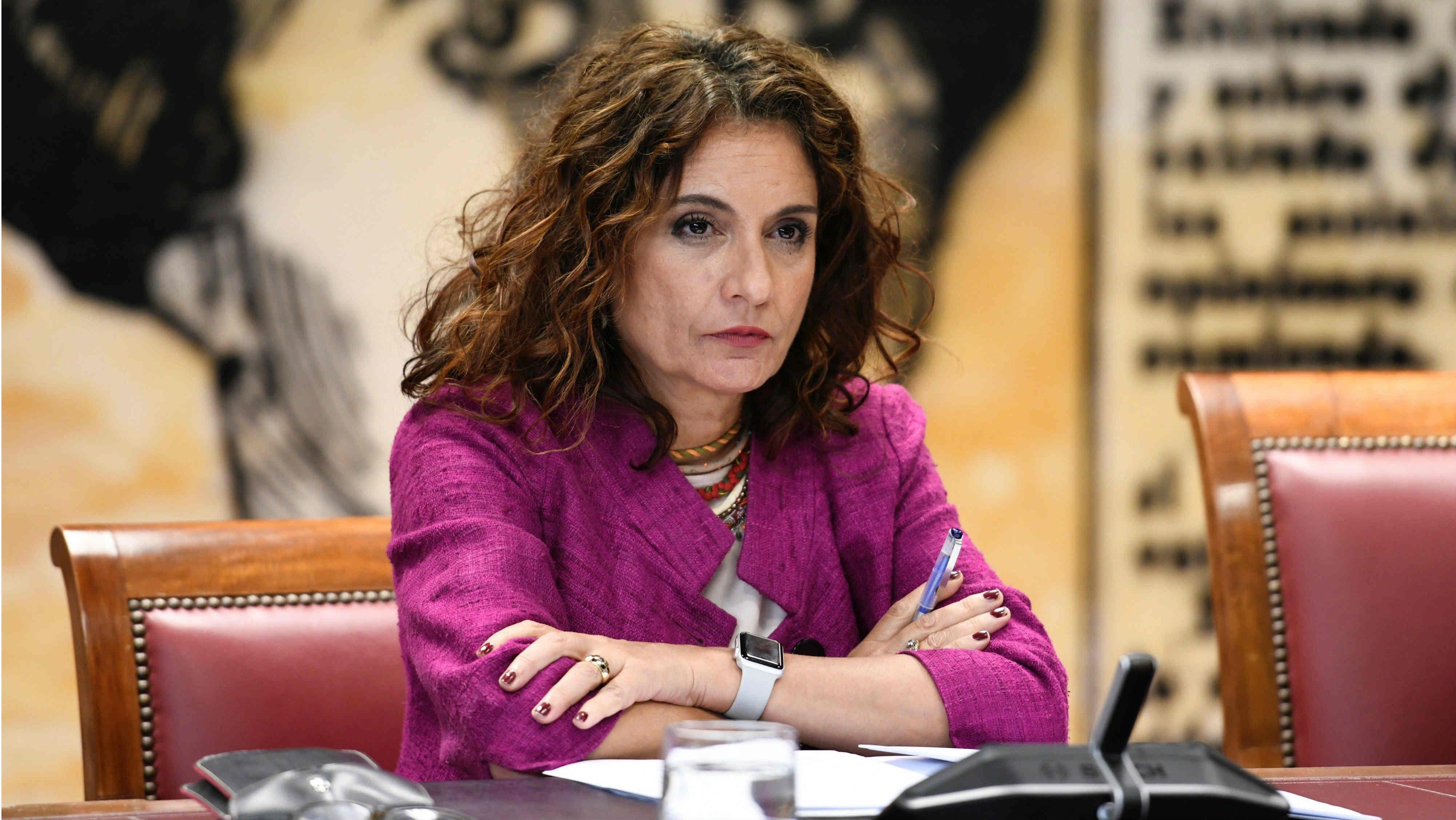 María Jesús Montero, será ministra de Hacienda y portavoz del Gobierno