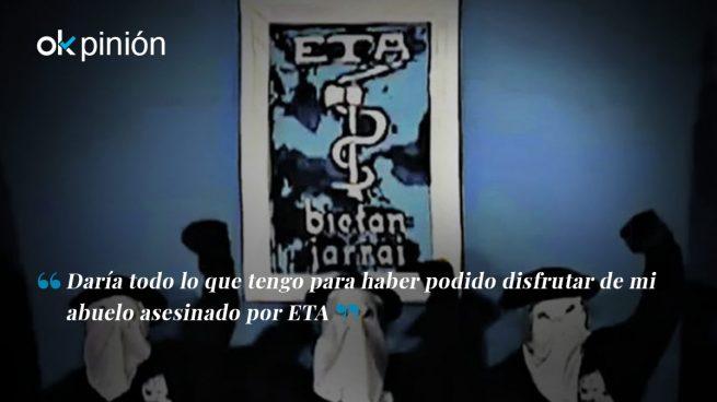 ETA impone su relato en el País Vasco