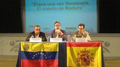 El Ayuntamiento de Brunete, por la libertad en Venezuela.