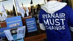 Huelga de Ryanair (Foto: Efe)