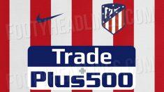 La camiseta del Atlético de Madrid para la temporada 2019-2020. (footyheadlines.com)