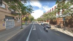 Avenida de Borbón en Barcelona (Foto: Google Street View)