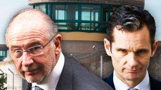 Rodrigo Rato piensa elegir la misma cárcel que Urdangarin