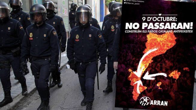 Policía Valencia