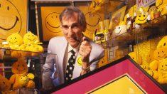 Harvey Ball, el inventor del símbolo Smiley face