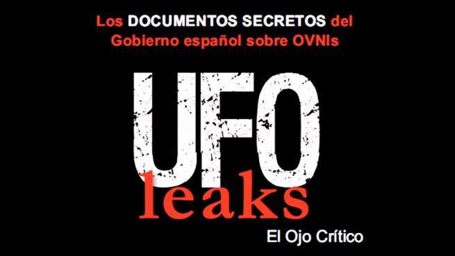UFOleaks: todo lo que el Gobierno sabe sobre los OVNIs y no quiere que descubras