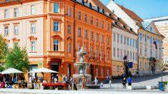 Viviendas en Ljubljana, Eslovenia (Foto: iStock)