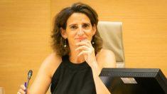 La ministra para la Transición Ecológica, Teresa Ribera (Foto: EP)