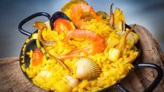 Receta de Arroz con berberechos fácil de preparar