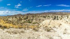 Los desiertos de España han aparecido incluso en películas de Hollywood.