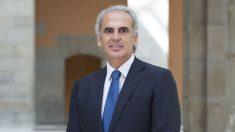 Enrique Ruiz- Escudero, consejero de Salud