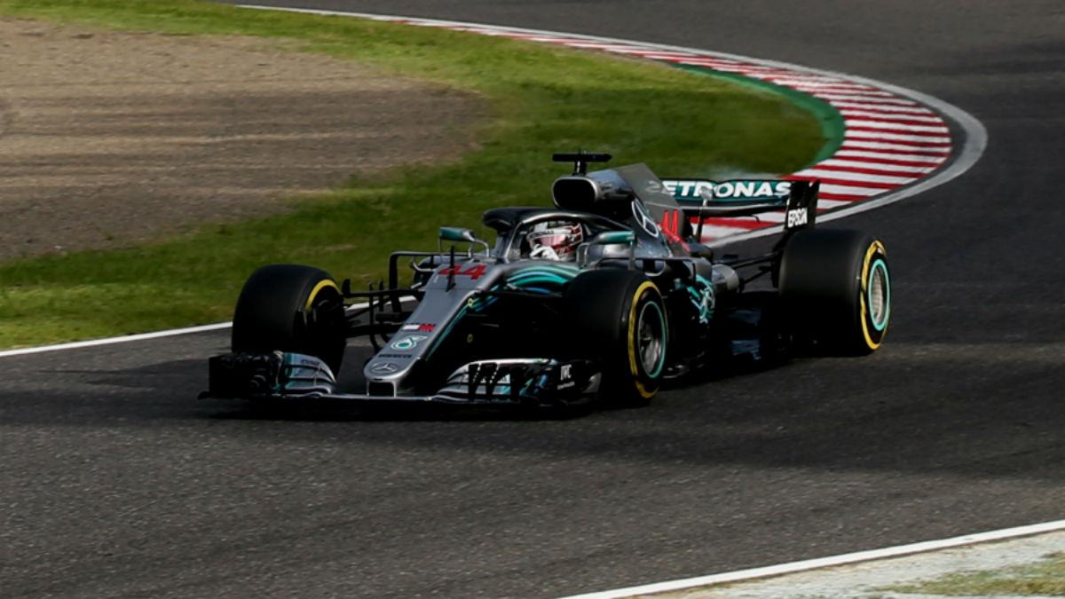 GP de Japón de F1   Horario de la carrera de Fórmula 1.