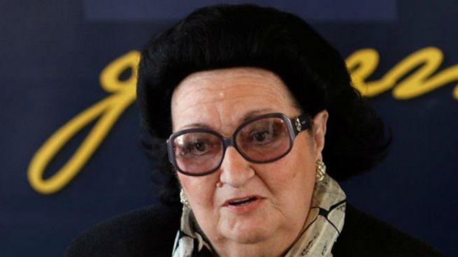 Actualidad: Partió Montserrat Caballé, la gran diva de la ópera