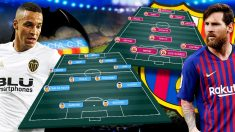 Valencia – Barcelona: jornada 8 de Liga Santander.