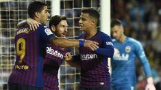 Liga Santander: Valencia – Barcelona | Partido de fútbol hoy, en directo