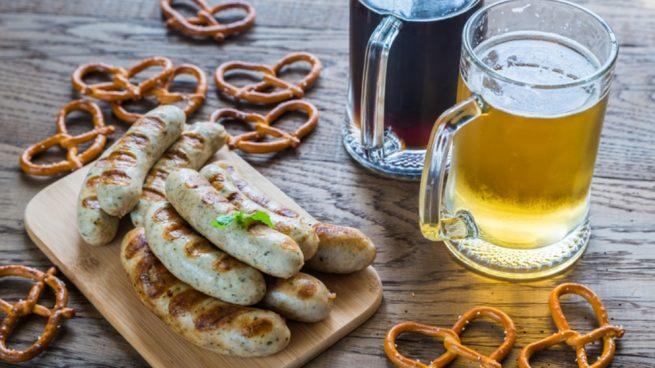 Recetas de comidas alemanas faciles
