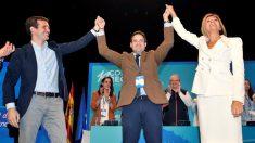 Núñez sucede a Cospedal al frente del PP en Castilla La Mancha (EFE)