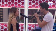 Carlos y María en el pase de micros de 'OT 2018'