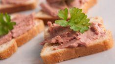 Receta de Paté de jamón ibérico fácil de preparar