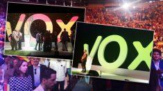 VOX desbordó Vistalegre el año pasado con más de 10.000 personas