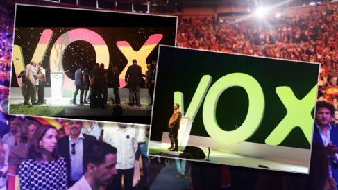 VOX desborda Vistalegre con más de 10.000 personas