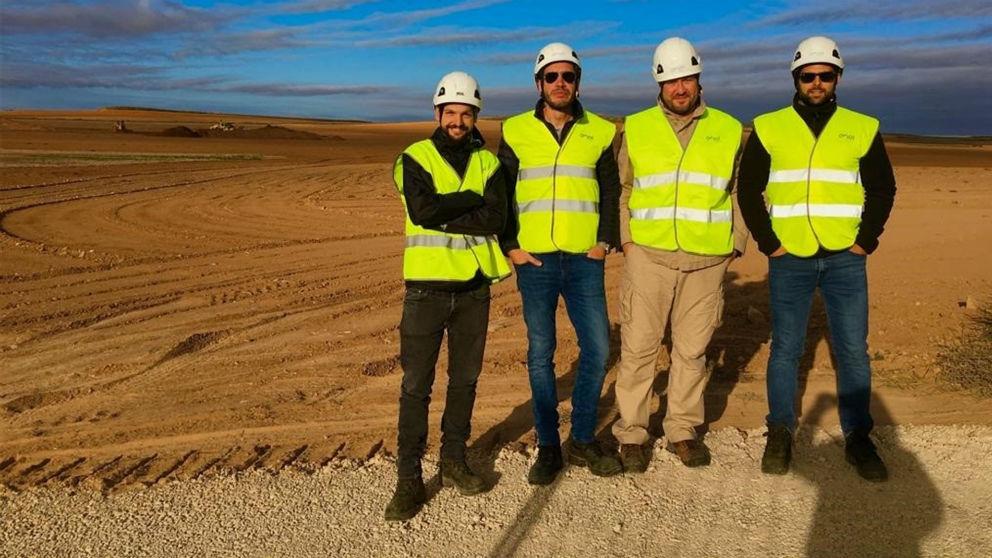 Enel Green Power España comienza la construcción de tres parques eólicos en Teruel (Foto: EP)