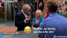 Mari tendrá que esperar para conocer a Manolo