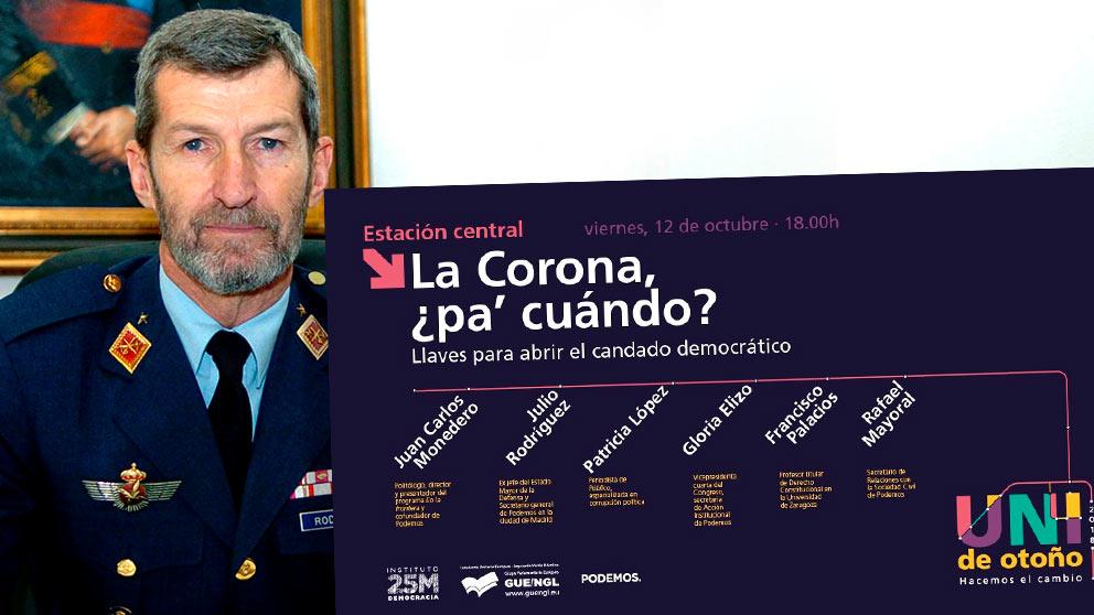 El ex Jemad José Julio Rodríguez