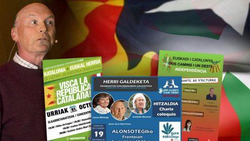 Ibarretxe hablará sobre la sincronización del separatismo vasco y catalán invitado por la ANC
