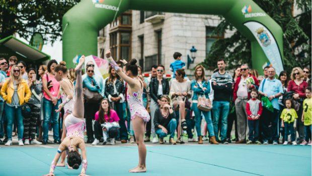El 'Tour Mujer, Salud y Deporte' de Iberdrola, el 'trampolín' del deporte femenino