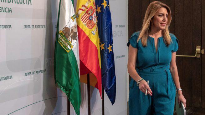 Susana Díaz, la 'sultana' obligada a conservar el monocultivo socialista en Andalucía