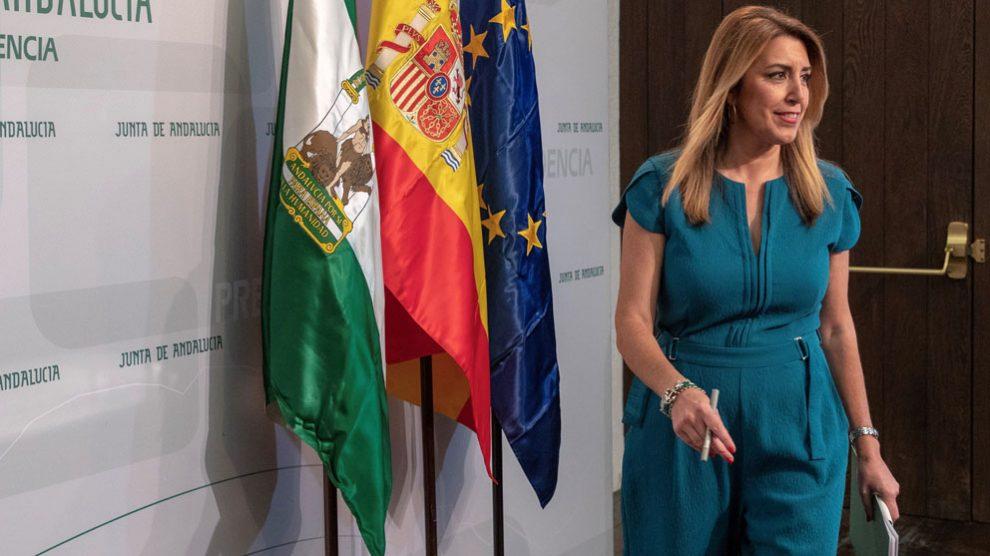 Susana Díaz, candidata del PSOE a las Elecciones Andalucía 2018 (Foto: EFE)