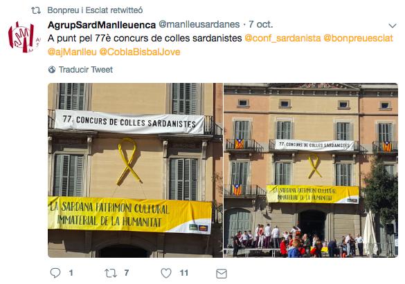 Supermercados Bonpreu cerró por el aniversario del 1-O pero abrirá el Día de la Hispanidad