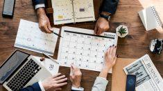 Organizar tu agenda es clave para aprovechar mejor el día