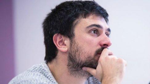 Ramón Espinar, padre por primera vez