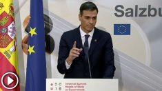Pedro Sánchez afirmó el pasado 20 de septiembre que comparecería en el Senado por su tesis