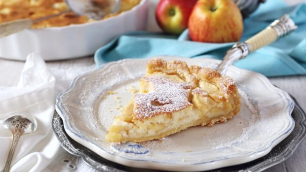 Las Mejores Recetas Para Hacer Una Tarta De Manzana