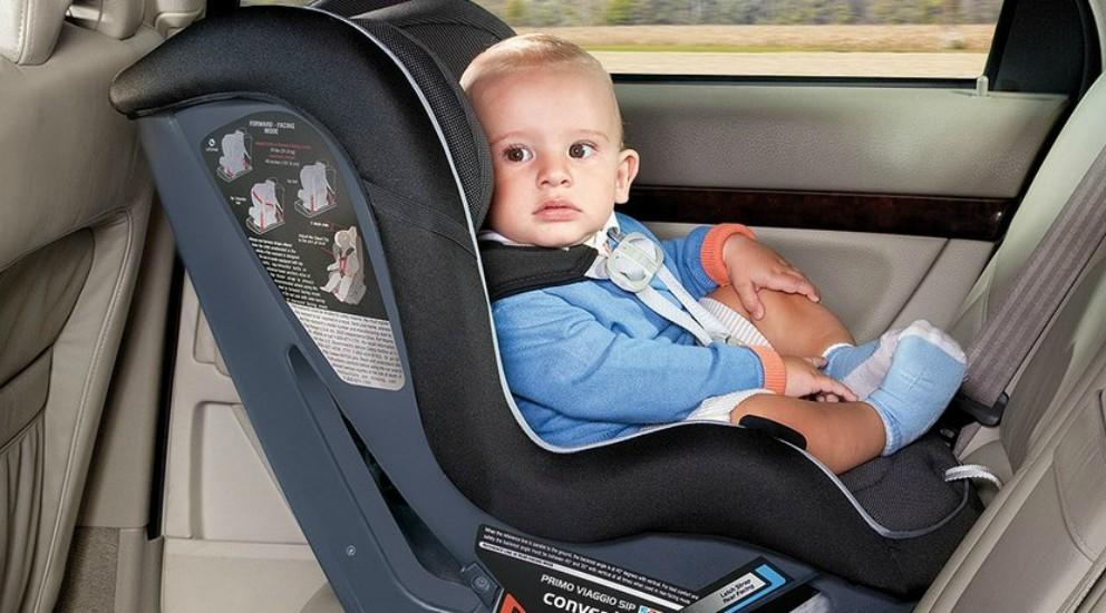 Tecnología para no olvidarte a tu hijo en el coche