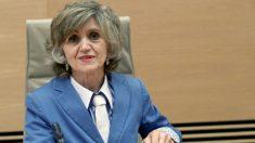 La ministra de Sanidad, Consumo y Bienestar Social, María Luisa Carcedo. (Foto: EFE)